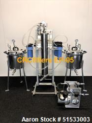 Used-Essential Innovations CRC Filters EP-05 Ethanol Extraction & Purification S