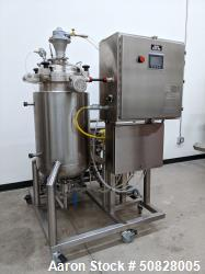 Unused- Pinnacle Stainless Heated Filter Skid. Model HFS