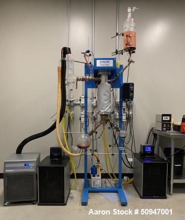 "Used- Pope 4"" SS Cannabinoid Distillation System"