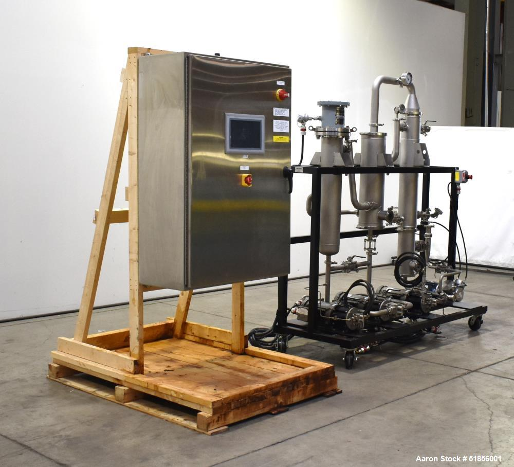 Precision Extraction Solutions  ASE100 Solvent Recovery System