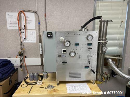 Used- Supercritical Fluid Technologies Inc Cannabis SFE 1x1 Extraction System