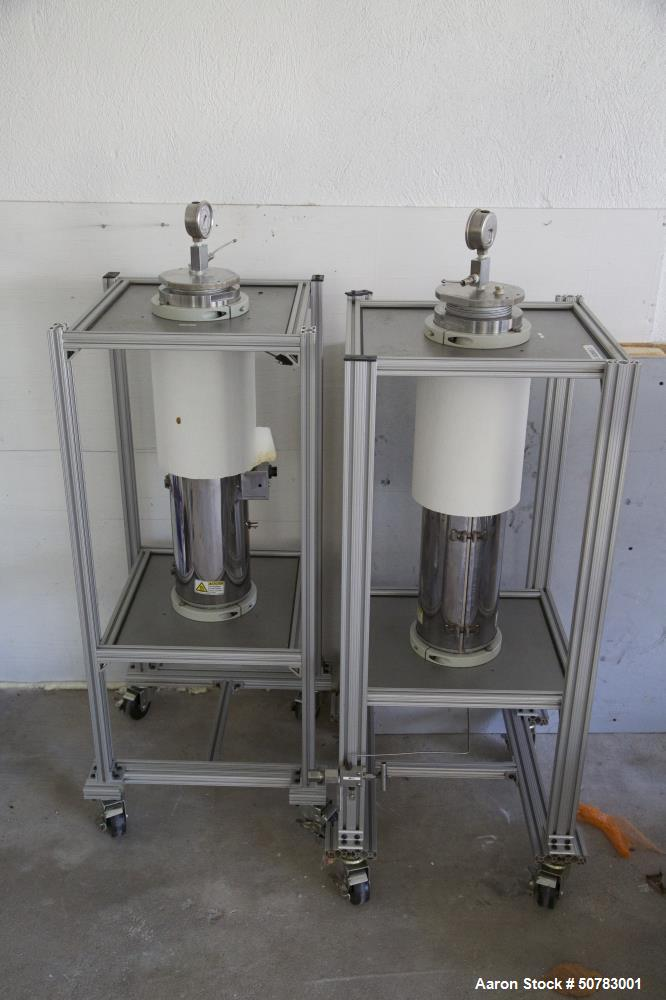Used- Waters Automated Supercritical Extraction System, Model SFE.