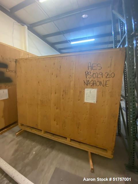 Unused - Pinnacle Stainless Complete Full Set Up AES