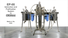 Used-Essential Innovations CRC Fiters EP-05 Ethanol Extraction & Purification Sy