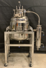 Unused- Precision Stainless X40 Multi-Solvent Cannabis Extraction Unit