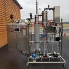 Used- Pinnacle Stainless Solvent Recovery Skid