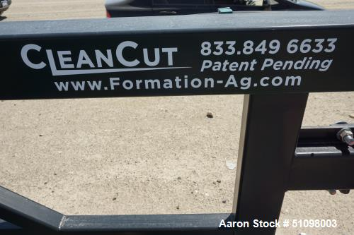 Used- Formation AG CleanCut Header