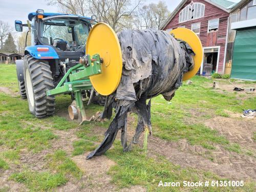 Used-Kennco Plastic Mulch Retriever