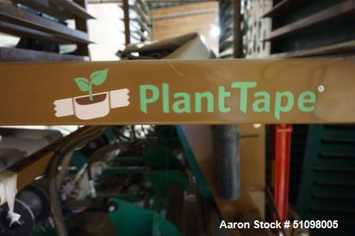 Used- PlantTape Three Point Transplanter