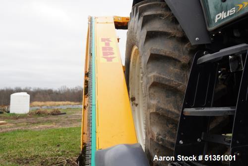 Used- Kirpy CBD Hemp Harvester