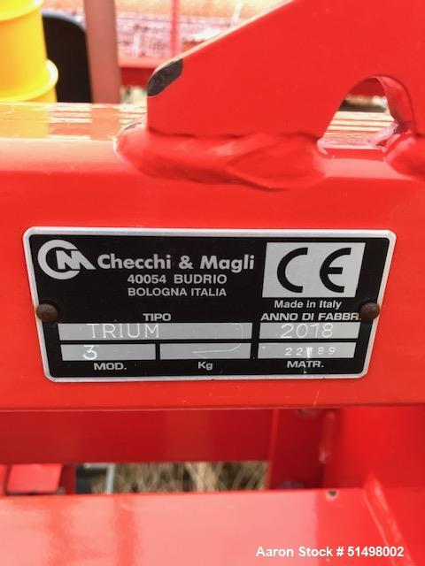 Used- Checchi & Magli Transplanter