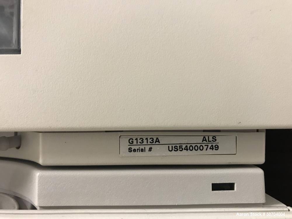 Used- Agilent 1100 HPLC System with Variable Wavelength Detector