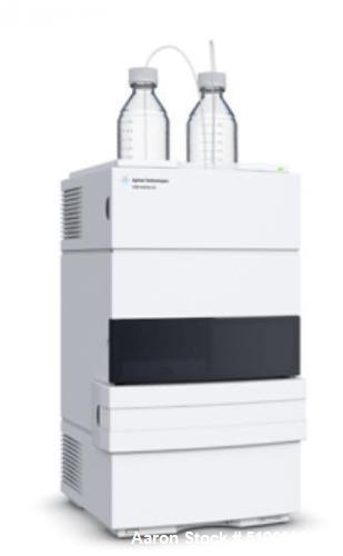 Used- Agilent Analytical HPLC System