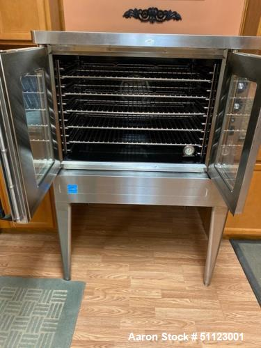 Used- Blodgett Full Size Electric Convection Oven