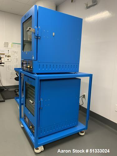 Used- Cascade Sciences Double Up Vacuum Oven Package
