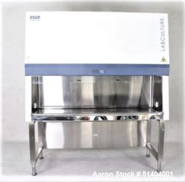 Used- Labculture Esco Class 2 Type B2 Biological Safety Cabinet