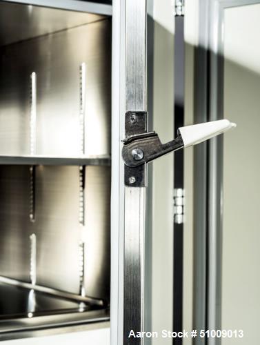 Unused- Across International Ultra Low Upright Freezer
