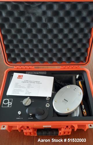 Used- Orange Photonics LightLab Portable Cannabis/Hemp Analyzer