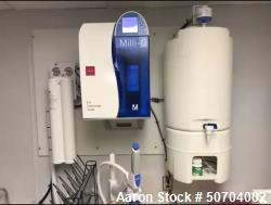 Used- Millipore Milli-Q Model 3 Water Purification System