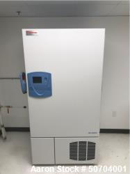 Used- Thermo Scientific Ultra-Low Temperature Upright Freezer