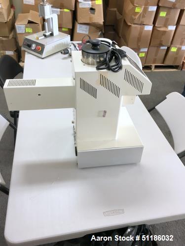 Used-Lot of (2) CBD Oil Filling Machines