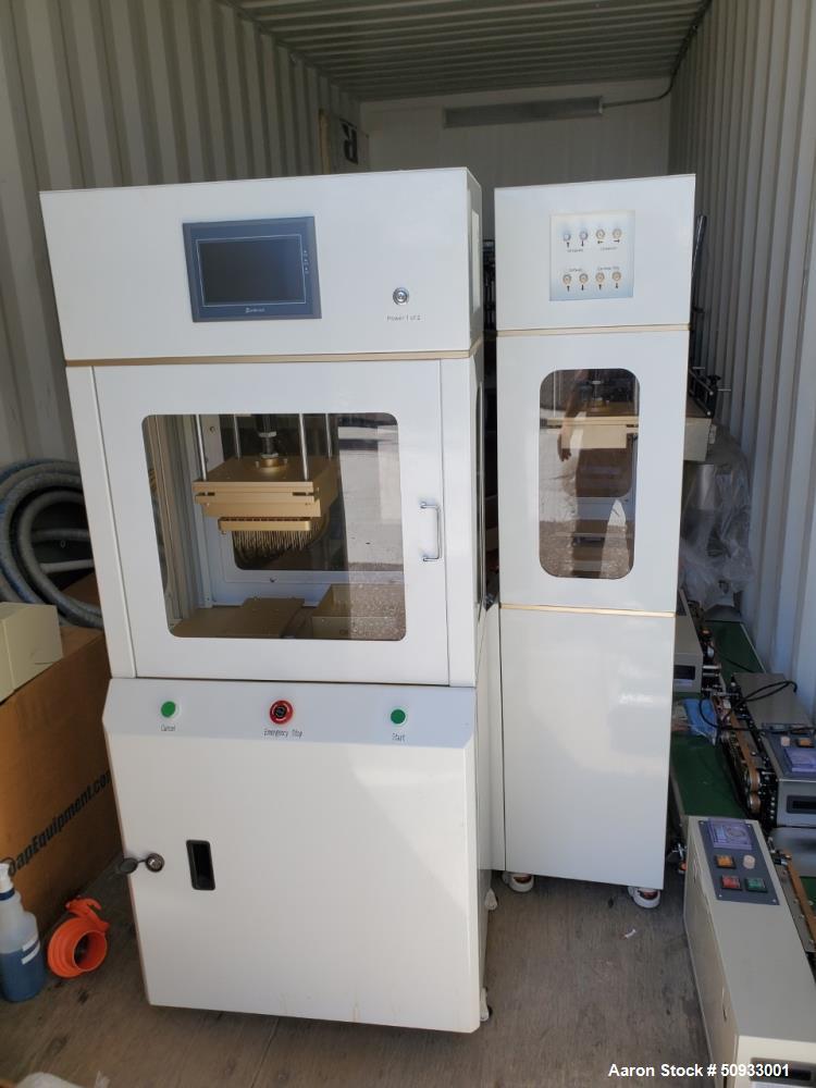 Used- Convectium Shark Oil Filling Machine w/ Disposable Cartridge Filler