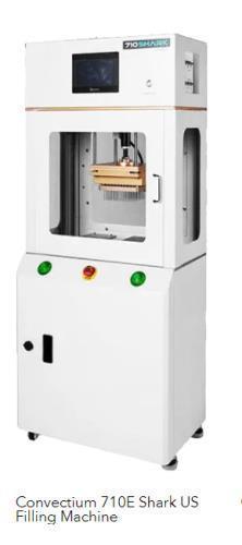 Unused - Convectium 710Shark v8.0 Automated Vape Cartridge Filling Machine