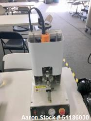 Used-Lot of (2) Pnuematic Adjustable Screw Capping Machines