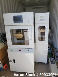 Used- Convectium Shark Oil Filling Machine w/ Disposable Cartridge Filler