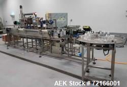 Used- Hefestus Bottling Line For Cannabis and Hemp Products