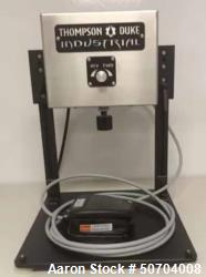 Used- Thompson Duke Automatic Cartridge Filling System with MPM Capper