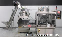 Used- AROL Model EURO VP600 Finger Pump Placer