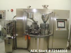 Used- Bosch GKF 2500 ASB/IPK Capsule Filling Machine for Cannabis and Hemp Produ