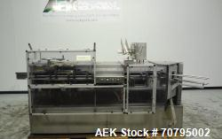 Used-Econocorp Model 6932 V-System Semi Automatic Vertical Cartoner For Cannabis