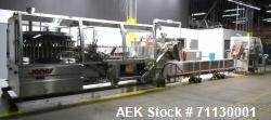Used-Jones MPK2000 StandUp Pouch King, 44-Station High-Speed Bagger For Cannabis