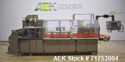Used-Klockner Bartelt Horizontal Form Fill Seal Pouch Packager For Cannabis