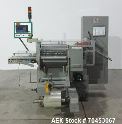 Used- Marchesini Model T20 Overwrapper for Cannabis Products
