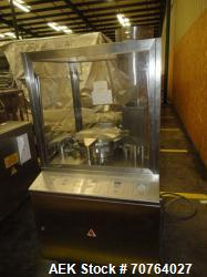 Used- Ruian Fuchang Co Automatic Capsule Filler For Cannabis Products, Model 200