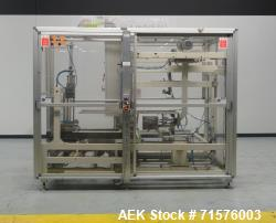 Used- TMG Automated Packaging Model Formec 4 (Gen II) Vertical Case Erector For