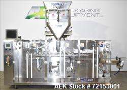 Used- WeighPack Systems Swifty Bagger Model 1200 Preformed Pouch Packager for Ca