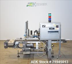 Used-Labeling Systems, Inc Print & Apply Pressure Sensitive Labeler For Cannabis