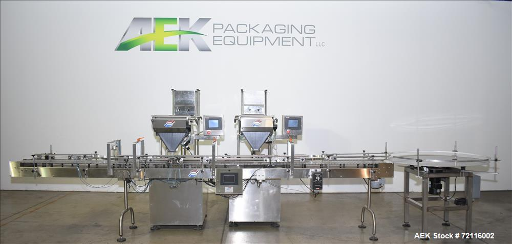 Used-Modular Packaging Systems VC-12 Capsule Counter for Cannabis THC & CBD Prod