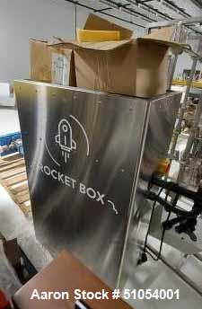 Used- STM Rocketbox for Automated Crafting of Pre-Rolls