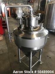 Unused Approx 100 Gallon (2BBL) Stainless Steel Chemical Reactor Perfect for Can