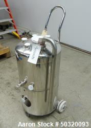 Used- Alloy Products Pressure Tank