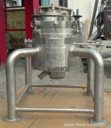 Used- 5.2 Gallon Stainless Steel Cherry Burrell Reactor