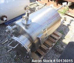 Used- Northland Stainless CBD and Hemp Pressure Tank, Approximate 100 Gallon, 30