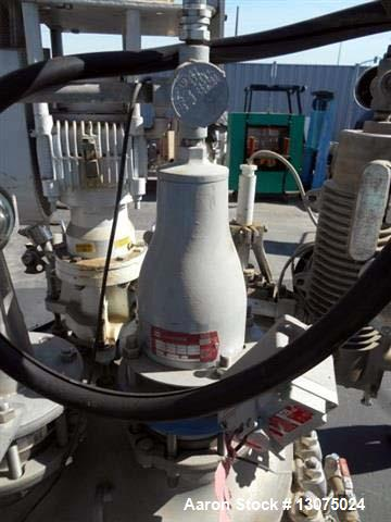 Used- 200 Liter Pfaudler Glass-Lined Reactor