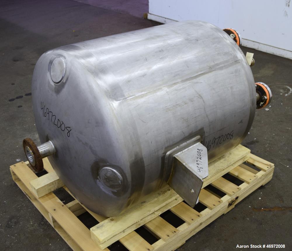 Used- CBD and Hemp Tank, 100 Gallons, 316 Stainless Steel