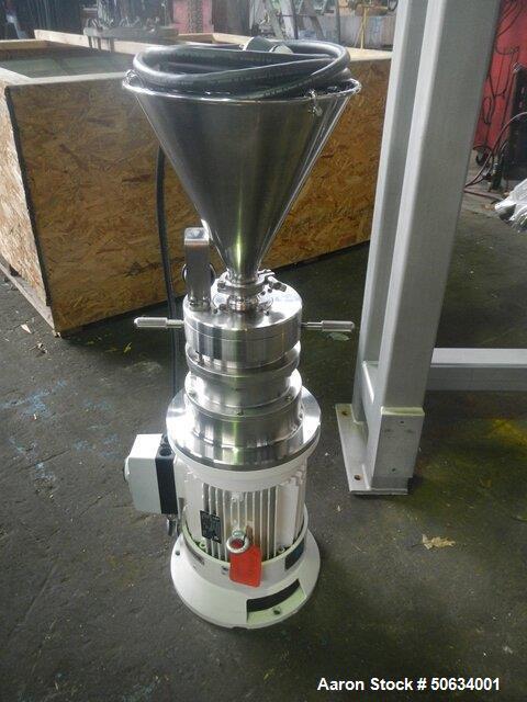 Used- Fryma Koruma Colloid Mill for CBD and Hemp Processing